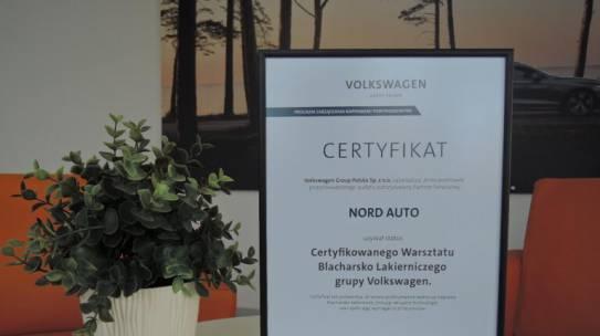 Certyfikowani przez VW
